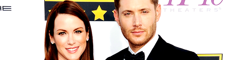 Danneel and Jensen at the Critics Choice Awards video