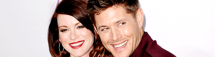 Old/New videos of Danneel Ackles and Jensen.