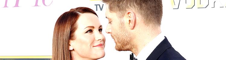 Happy Wedding Anniversary, Jensen & Danneel!