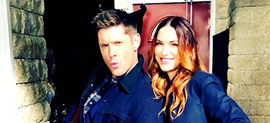Danneel Shares A Selfie of Herself and Jensen