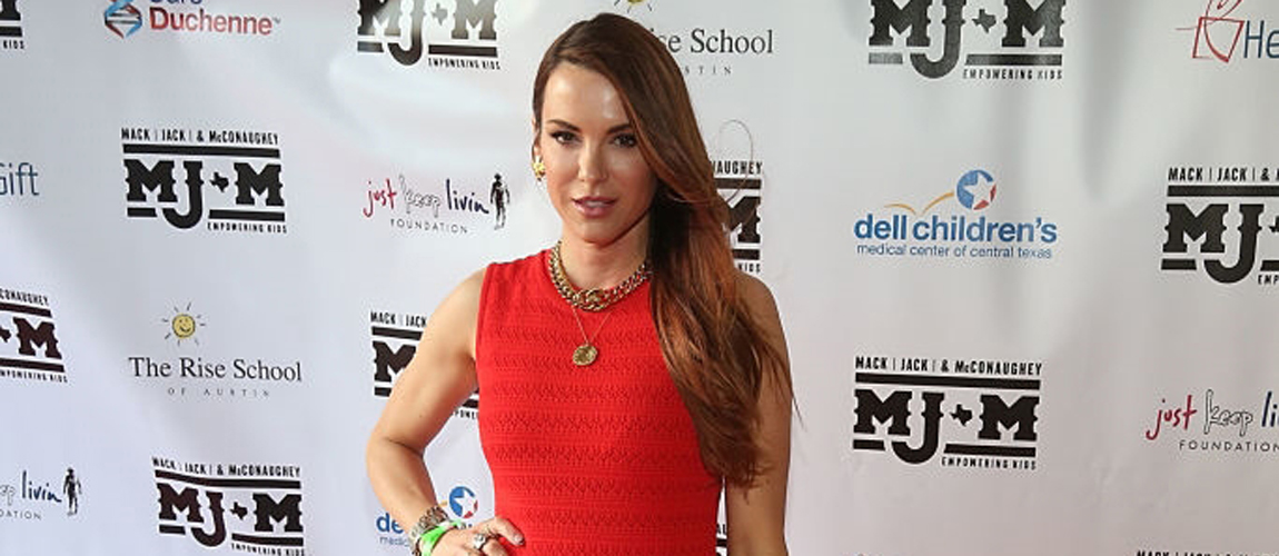[Photo Update] Danneel Attends Mack, Jack And McConaughey Presenting Dixie Chicks