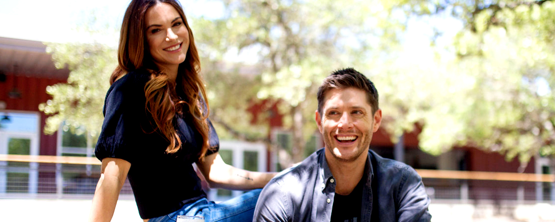 Danneel and Jensen Take Over Forbes