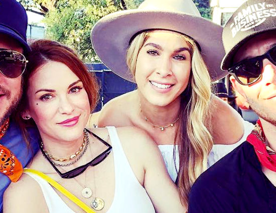 Danneel and Jensen Attends This Years ACL