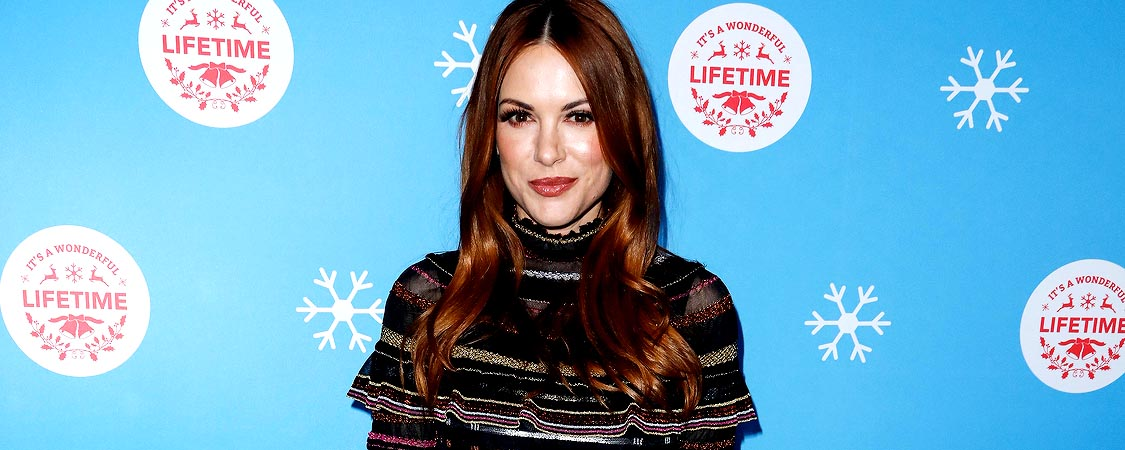 Danneel Attends The Lifetime Christmas Cast Celebration in California