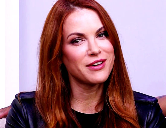 Entertainment Tonight and US Weekly Chats With Danneel, Hilarie and Antwon